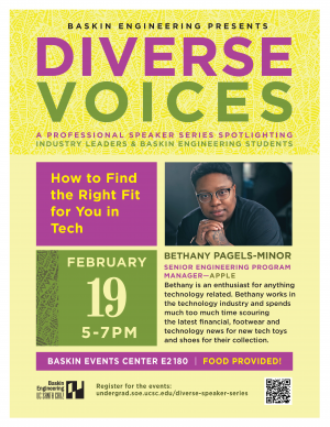 Diverse Voices Flyer