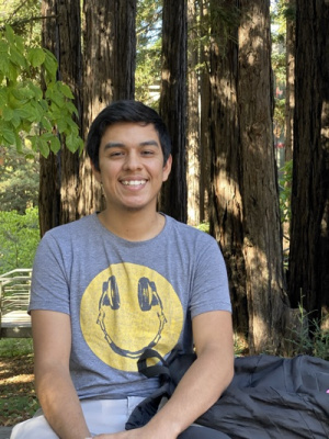 Aboytes said he wants to work as a researcher at Sandia National Laboratories in Livermore once he earns his doctoral degree.