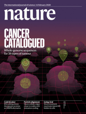 Results of the Pan-Cancer Project were published in 23 papers in Nature and affiliated journals.