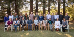 The center has 22 faculty fellows who are pursuing a wide range of research projects. More information is available online. (Photo by Steve Kurtz)