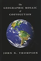 New book on coevolution by biologist John Thompson