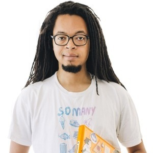 Akira Thompson designs socially conscious and interactive games that challenge players.