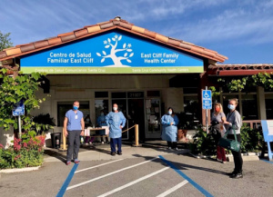 Santa Cruz Community Health, which started in 1974 as a women's health collective, has grown to provide care to about 12,000 people every year, regardless of their ability to pay, including about 1,700 who are homeless.