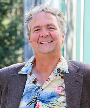 David Haussler, Director of the UC Santa Cruz Genomics Institute (photo by C. Lagattuta)
