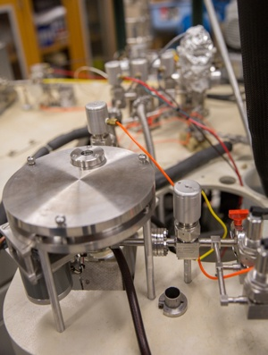 With the new grant, the Stable Isotope Lab will acquire a cutting-edge instrument called an isotope-ratio-monitoring mass spectrometer (IRMS).