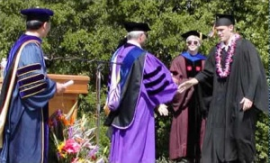 Class of 2006's commencement exercises take place June 16-18