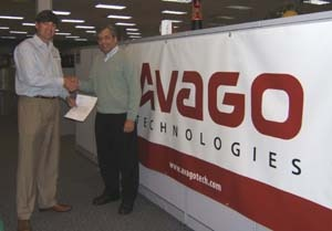 Avago Supports Baskin Engineering Students