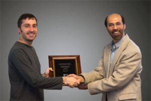 UCSC Awarded Sun's Center of Excellence plaque for OpenSPARC