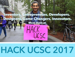 Since its founding in 2013, Hack UCSC has grown into one of the largest hackathons in California.