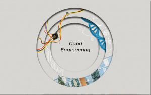 Good Engineering - logo by Ashley Lavizadeh