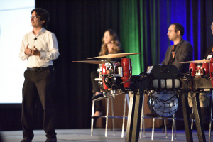Drone demonstration from Cape Aerial Telepresence